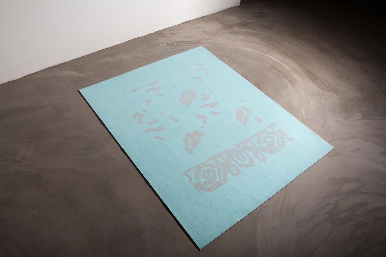 Studio Samira Nami Filzteppich